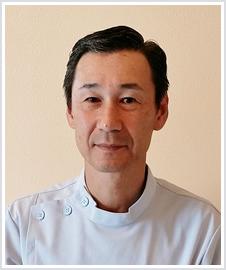 日本指圧学会 理事 井上寿男先生の顔写真